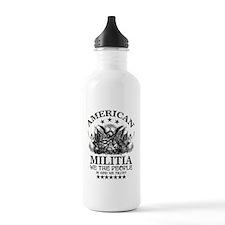 American Militia Water Bottle