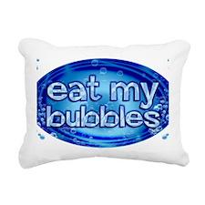 eatmy2 Rectangular Canvas Pillow