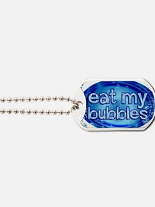 eatmy2 Dog Tags