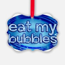 eatmy2 Ornament