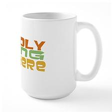 boldly bs Mug