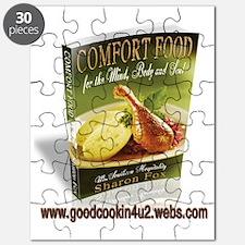 Comfort Food -1 Puzzle