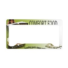 Southern Hospitality - Comfor License Plate Holder