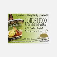 Southern Hospitality - Comfort Food 5'x7'Area Rug