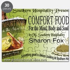 Southern Hospitality - Comfort Food BANNER Puzzle