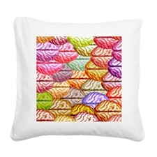 cbrain Square Canvas Pillow