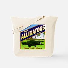 FLORIDA ALLIGATORS_STADIUM_BLANKET Tote Bag