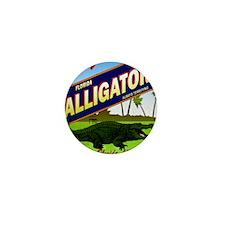 FLORIDA ALLIGATORS_STADIUM_BLANKET Mini Button