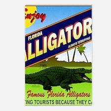 FLORIDA ALLIGATORS_STADIU Postcards (Package of 8)