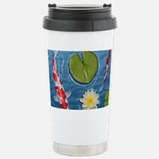 Koi Mousepad Stainless Steel Travel Mug