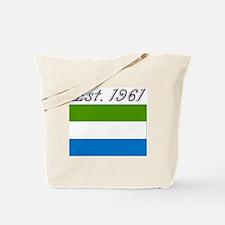 Est 1961-5a Tote Bag