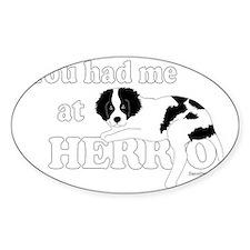 HerroPuppy Decal