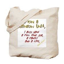 Rainbow Guide Tote Bag