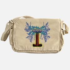 TESLACOIL Messenger Bag