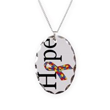hope - rotated Necklace