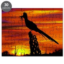 Roadrunner Mousepad Puzzle