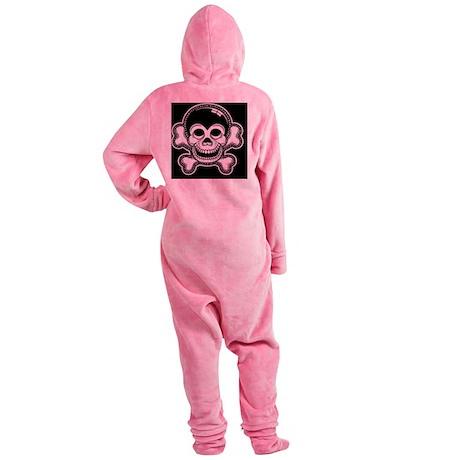 toony-pir2-BUT Footed Pajamas