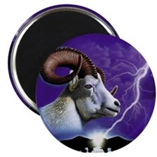 Rams and Lightning Magnet