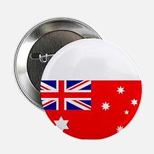 """Flag_of_Australia_1901-1903_RED-DARK 2.25"""" Button"""