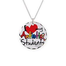 ILove-My-Autistic-Students Necklace
