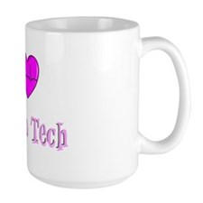 I love my echo tech PINK Mug