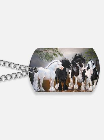 Stallions Dog Tags