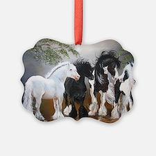 Stallions Ornament
