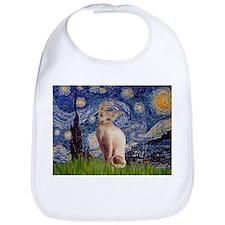 Starry Night / Sphynx Bib