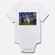 Starry Night / Sphynx Infant Bodysuit