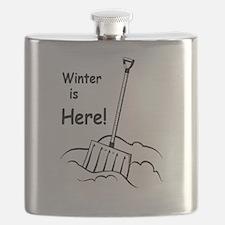 winter Flask