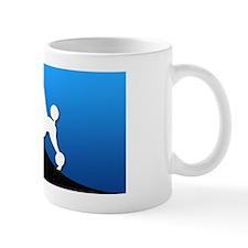toyblueblack2 Mug
