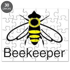beekeeper bee Puzzle