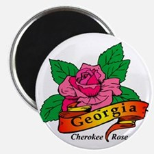 Georgia (3) Magnet