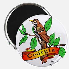 Georgia (2) Magnet