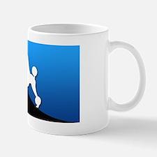 miniblueblack2 Mug