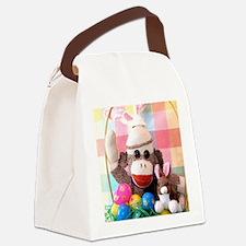 Easter Basket Canvas Lunch Bag