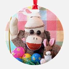 Easter Basket Ornament