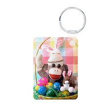 Easter Basket Keychains