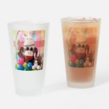 Easter Basket Drinking Glass