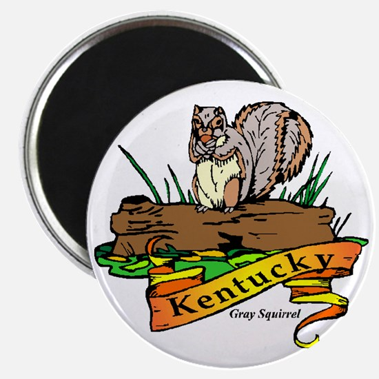 Kentucky (3) Magnet