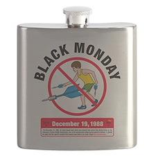Jarts Black Monday big Flask