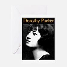 Dorothy Parker1 Greeting Card
