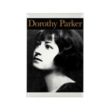 Dorothy Parker1 Rectangle Magnet