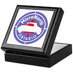 MicroNorth Keepsake Box