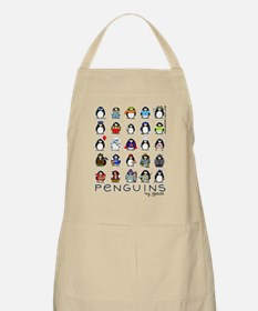 Lots of Penguins-new Apron