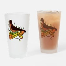 Michigan (3) Drinking Glass