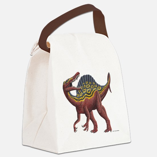 Spinosaurus aegypticus Canvas Lunch Bag
