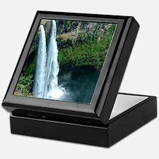 Double Waterfall Keepsake Box