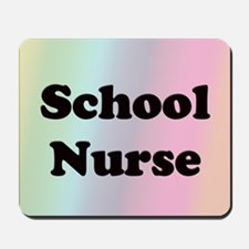 Front Page School Mousepad