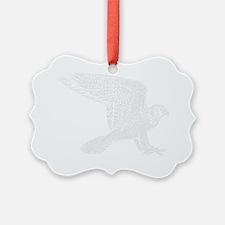falcon-white Ornament